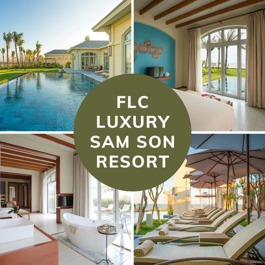khu nghi duong flc sam son luxury resort