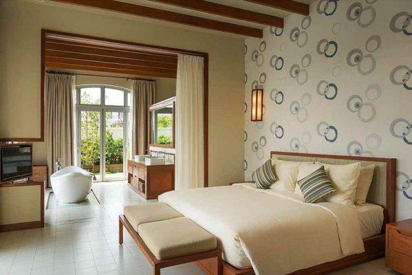 Các loại phòng nghỉ và villa biệt thự ở FLC Sầm Sơn