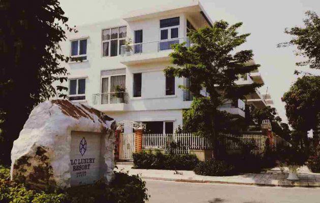 Biệt thự khu Villa FLC Sầm Sơn